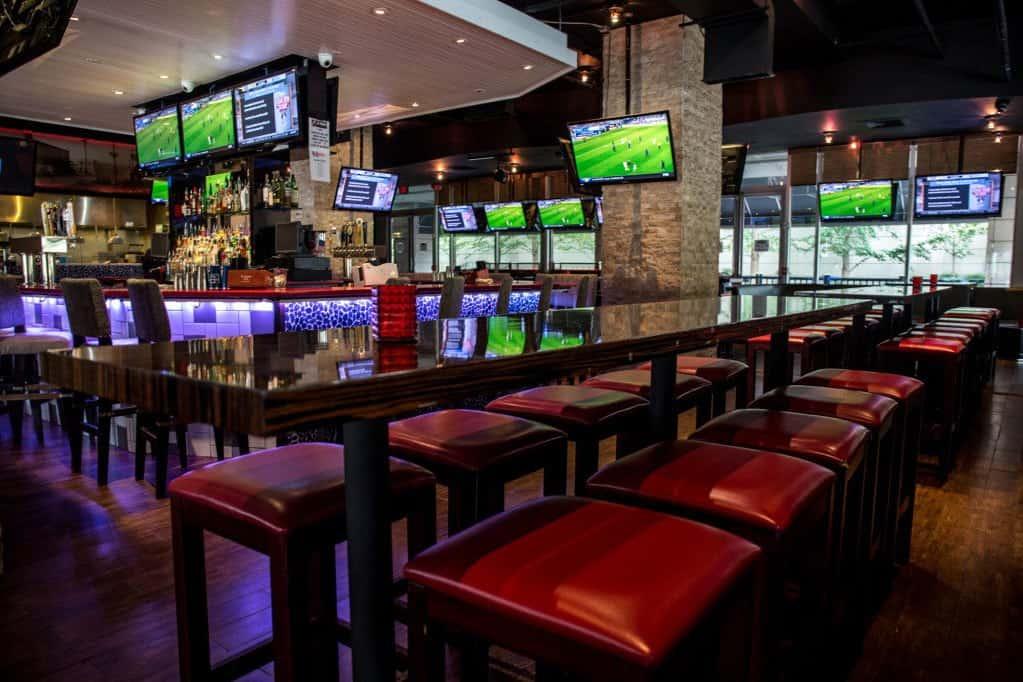A-Town Bar & Grill Arlington VA